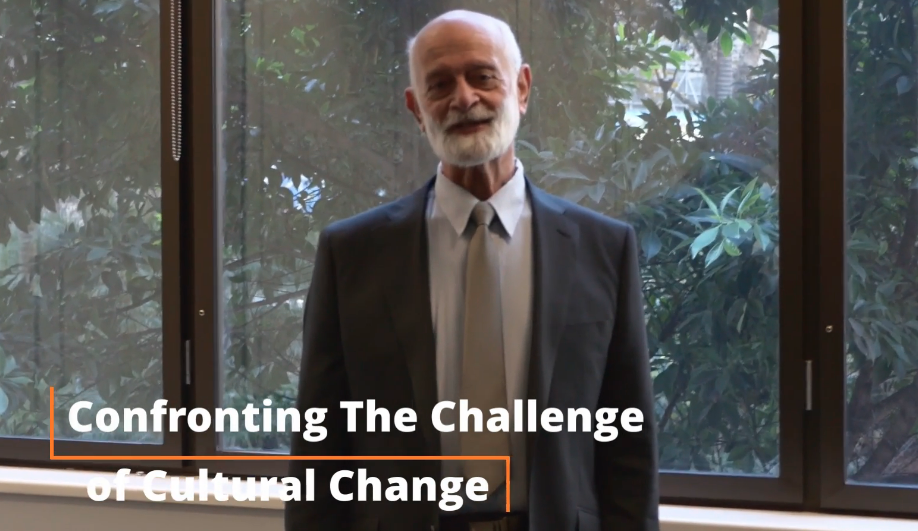 Confronting the Challenge of Cultural Change